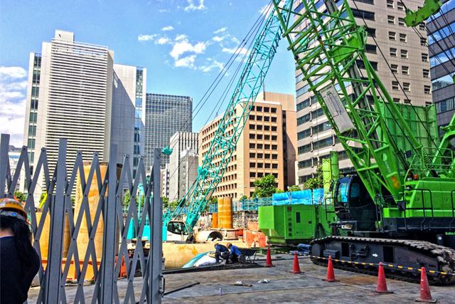 建築物(新築、改修、耐震補強)の施工